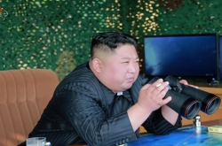 NK projectile launch signals it wants more than food aid