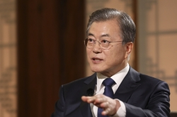Moon warns NK against further provocations