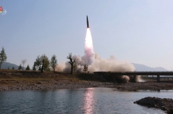 Biegun discusses NK with top South Korean officials