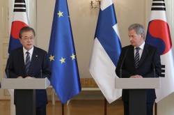 Korea, Finland seek closer cooperation