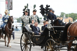 Swedish king: Moon's visit to improve bilateral ties