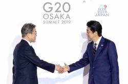 Seoul silent on Tokyo's arbitration offer