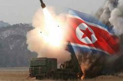 Seoul says N. Korea fired apparently new type of short-range ballistic missile