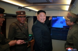 [News Focus] NK missile launches aimed at domestic audience, testing intelligence capabilities of S. Korea, US: experts