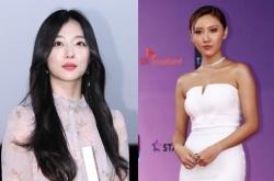 K-pop celebs ignite discussion on going sans bra