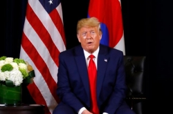 Trump hints at new trade issue with S. Korea, military equipment sale