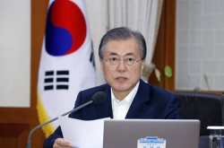 Moon calls for speeding up industrial reforms