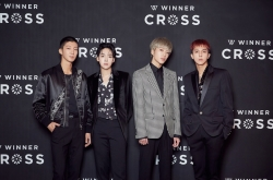 Winner shows artistic and personal growth in 'Cross'