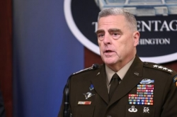 US JCS chairman addresses questions about troop presence in S. Korea, Japan