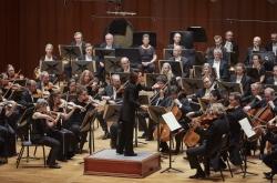 Cellist-turned-conductor brings Norwegian trolls to Seoul