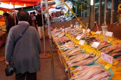 Shopping for herring: Marketplaces in Busan