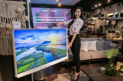 With Samsung's lead, Korean TV makers dominate global market