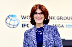 [INTERVIEW] IFC woos S. Korean fintech players in push for Asian financial inclusion