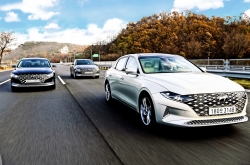 The New Grandeur gains a bold, younger and sportier look