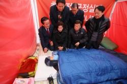 Opposition leader sent to hospital after 8 days of hunger strike