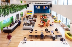 WeWork sets monthly record of new location openings in December