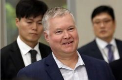 Biegun suggests US remains open to talks with N. Korea
