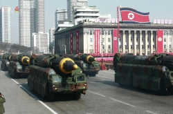 NK media warn of immediate strike against threats
