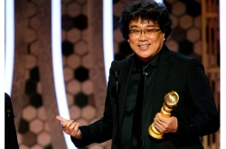 'Parasite' wins Korea's first Golden Globe