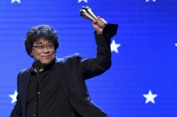 'Parasite' director Bong Joon-ho says 'language barrier' broken after Oscar nod