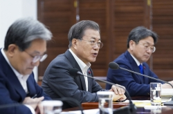 Moon calls for 'extraordinary' response to coronavirus outbreak