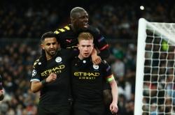 Man City player self-isolating over coronavirus fear