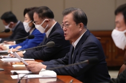 S. Korea to grant 'disaster relief money' for households, vows extra budget plan