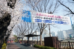 Bus stops closed, flowers plowed up to prevent crowds in blossom-viewing season