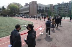 Election challenges S. Korea's flat curve