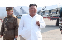 NK leader still out of public eye, Pyongyang's media focus on army anniversary