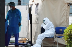 S. Korea reports fewest daily virus cases in week; cluster-linked spread slows