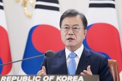 Full text of President Moon's special address for a World Health Assembly session