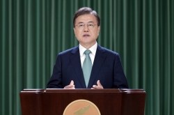 Cheong Wa Dae convenes top security meeting to discuss N. Korea's demolition of liaison office