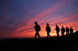 N. Korean troops seen at empty border guard posts: sources