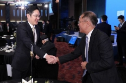 Leaders of Samsung, Hyundai Motor to meet again over car battery