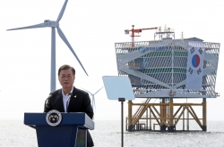 [Green Paradox] Naive ambition of Moon's wind power project