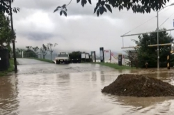 Southwestern areas evacuated after rivers overflow, bank collapses