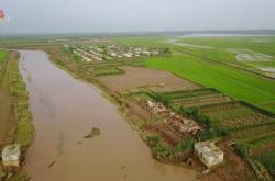 Flood-battered N. Korea braces for more rain