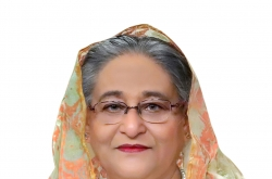 A message from the Prime Minister of Bangladesh