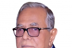 A message from the President of Bangladesh
