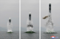 NK may be preparing to launch submarine missile: CSIS