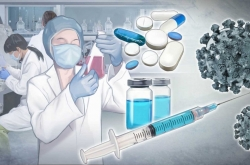 S. Korea to spend 94b won this year to develop homegrown COVID-19 vaccine