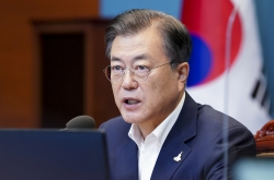 Moon vows S. Korea to play role in global fight against infectious diseases