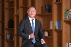 [News Focus] Chung Euisun moving Hyundai Motor Group toward future mobility