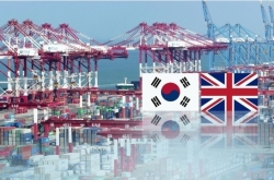 S. Korea, Britain agree to maintain close ties after Brexit, pandemic