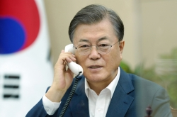 Moon requests Canada's backing for S. Korea in WTO chief race