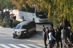 Remembered as superb biz mogul, Samsung chief Lee Kun-hee laid to rest