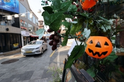 Seoul ups club checks ahead of Halloween