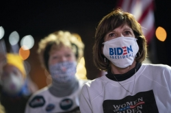[Photo News] 2020 US presidential election amid the COVID-19 pandemic