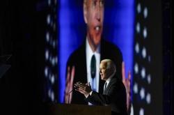 World leaders hope for fresh start after Biden win